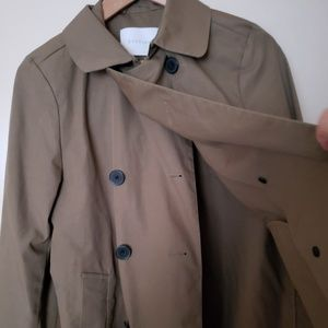 Coat brown everlane